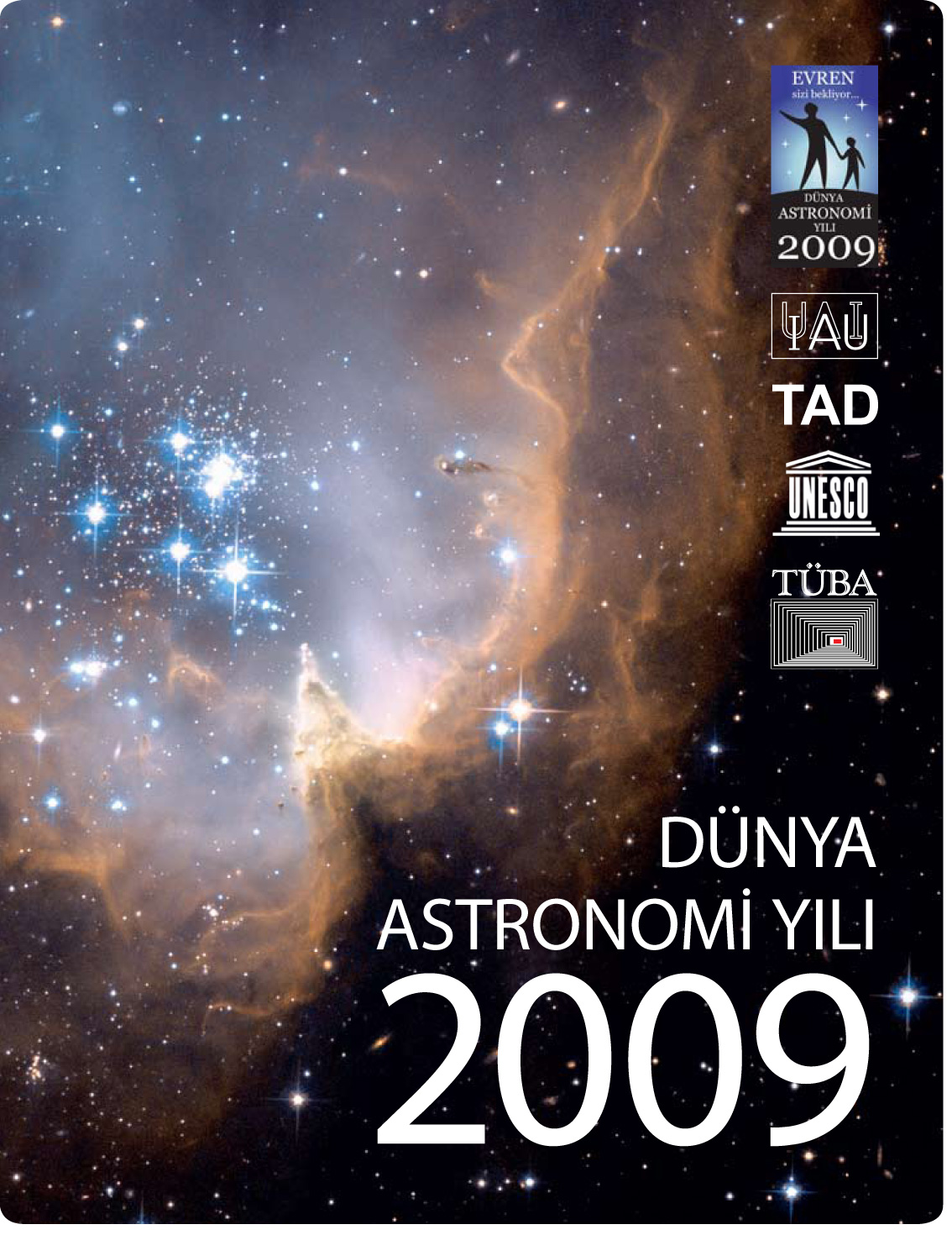 The International Year of Astronomy 2009 Brochure v.3 in Turkish