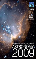 The International Year of Astronomy 2009 Brochure v.3