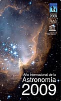The International Year of Astronomy 2009 Brochure v.3 in Spanish