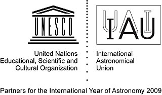 UNESCO and IAU logos