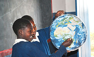 Astronomy for the Developing World