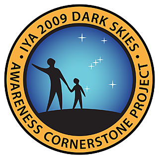 Logo: Dark Sky Awareness