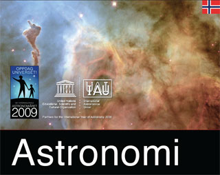 What is Astronomy? (in Norwegian)