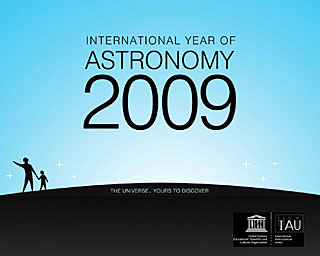 The International Year of Astronomy 2009