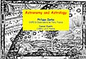 Astronomy and Astrology